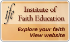 Institute of Faith Education